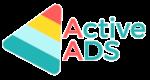 ActiveADS – marketing efektywnościowy, omichannel marketing, sprzedaż Logo